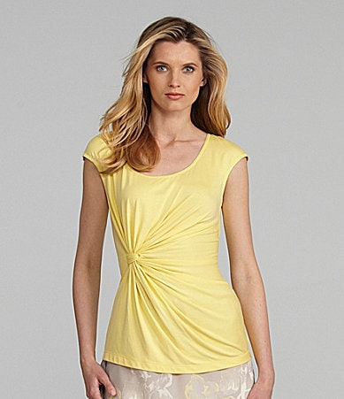 M.S.S.P. Side-Knot Jersey Top