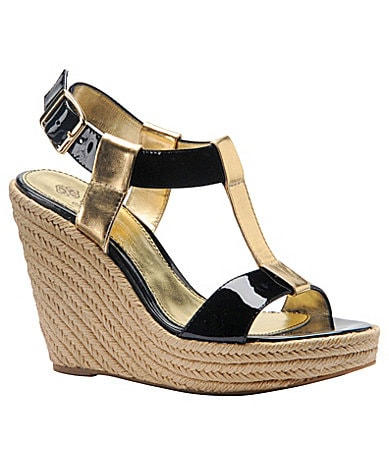 Isola Olencia Espadrille Wedge Sandals