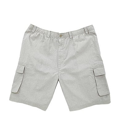 Roundtree & Yorke Big & Tall Cargo Shorts