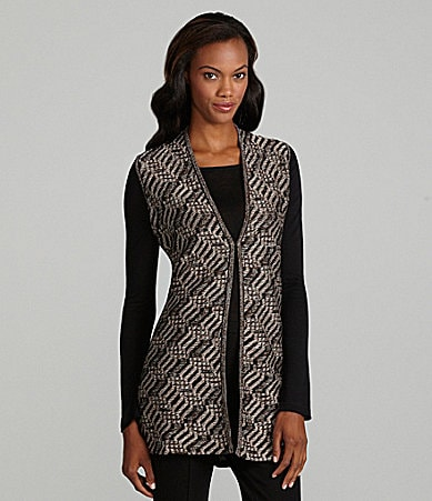 ZoZo Woman Geometric Vest