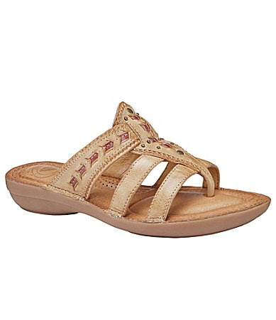 Nurture Saratoga Slide-On Sandals