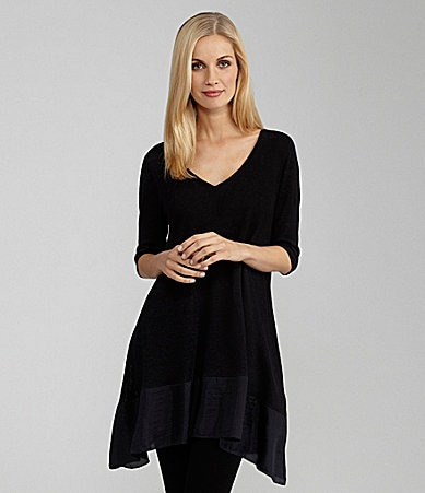 Eileen Fisher U-Neck Tunic