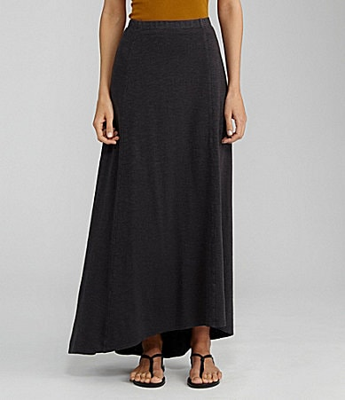Eileen Fisher Woman A-Line Skirt