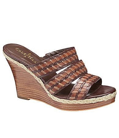 Cole Haan Vanessa Air Slide Wedges