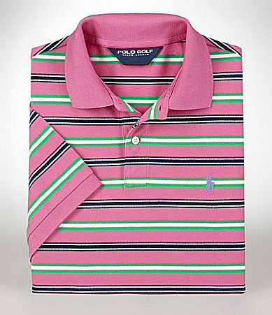 Polo Ralph Lauren Pro-Fit Stretch Pima Mesh Polo Shirt