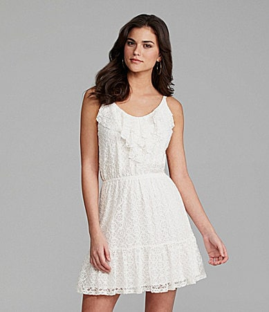 Gianni Bini Camilla Lace Dress