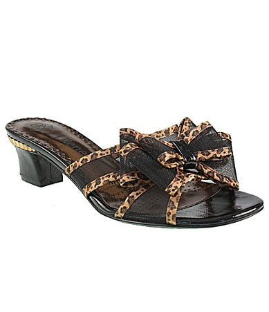 J. Renee Fressia Slip-On Sandals