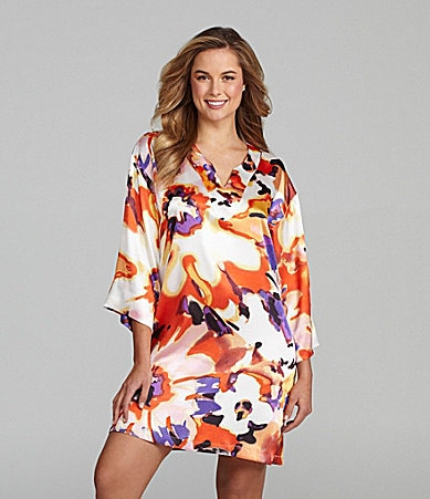 N by Natori Pansy Tunic