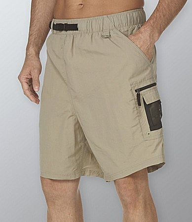 Hook & Tackle Big & Tall River Guide Swim Trunks