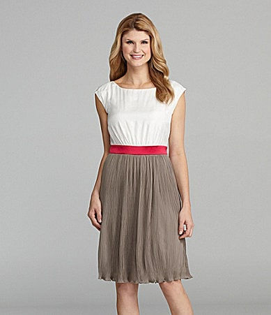 Antonio Melani Leonora Colorblock Dress