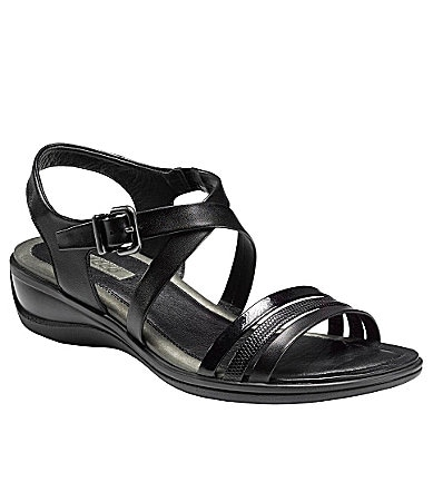 Ecco Women�s Sensata Ankle-Strap Sandals
