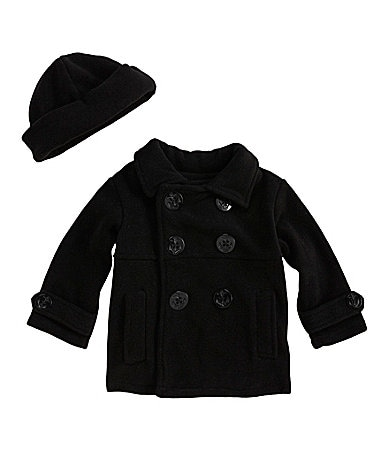 Starting Out Infant Fleece Peacoat
