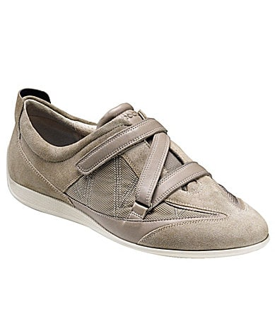 Ecco Women�s Glow Cross-Strap Shoes