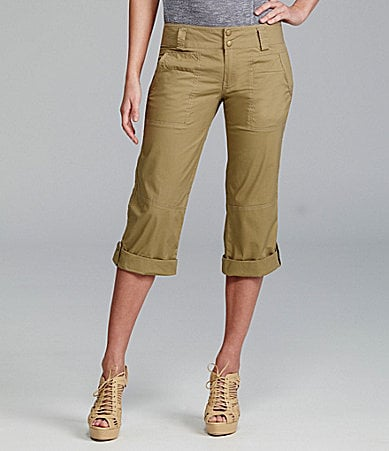 Gianni Bini Cora Cropped Pants
