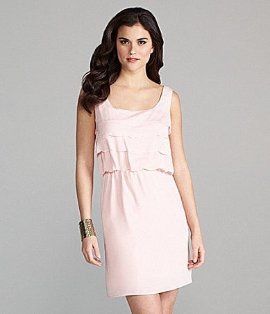 Gianni Bini Clark Tier Dress