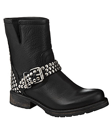 Steve Madden Fraankie Leather Booties