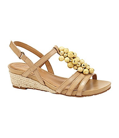 Nurture Bali Wedge Sandals