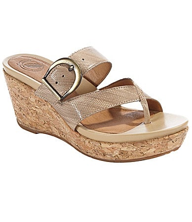 Nurture Belize Wedge Sandals