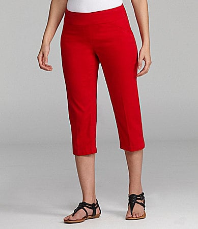 Westbound Woman PARK AVE Fit Capri Pants
