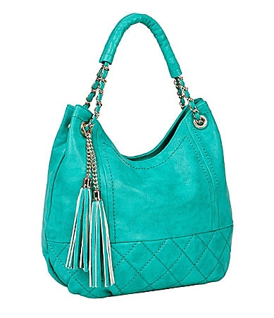 Big Buddha Hailey Tassel Hobo