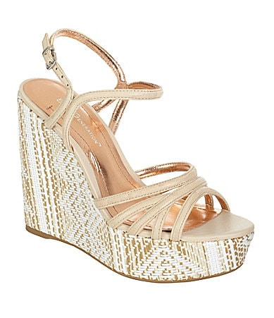 BCBGeneration Hosana Wedge Sandals