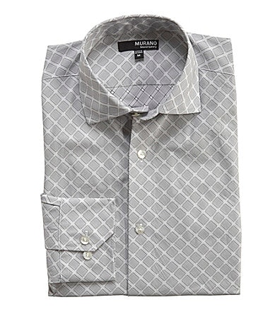 Murano Liquid Luxury Check Bias Sportshirt