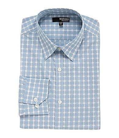Murano Liquid Luxury Check Dobby Sportshirt