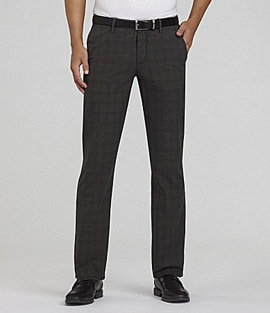 Murano Plaid Chino Pants
