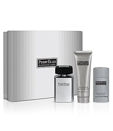 Perry Ellis Platinum Label Gift Set