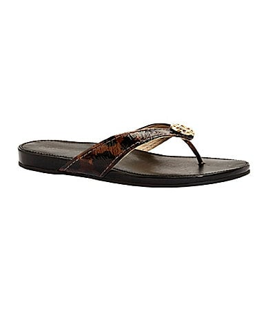 Antonio Melani Carla Thong Sandals