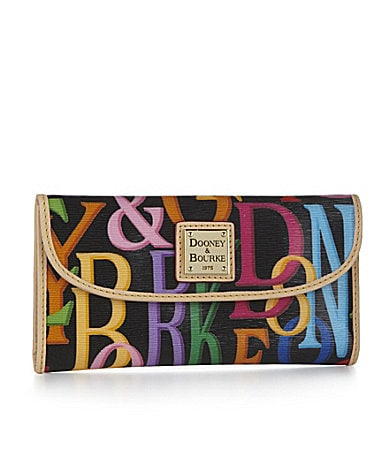 Dooney & Bourke Retro Collection Continental Clutch