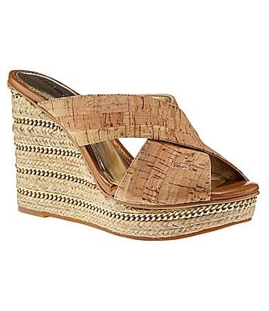Antonio Melani Emmons Wedge Sandals
