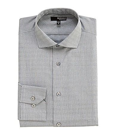 Murano Liquid Luxury Diamond Jacquard Sportshirt