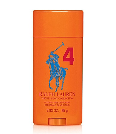 Ralph Lauren Fragrances Big Pony Orange #4 Alcohol-Free Deodorant