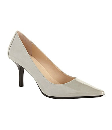 Calvin Klein Dolly Pointed-Toe Pumps