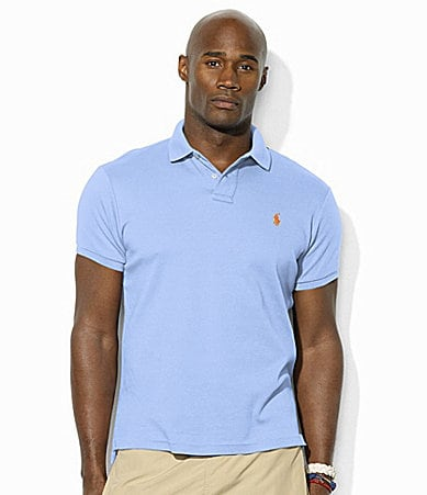Polo Ralph Lauren Big & Tall Classic-Fit Interlock Polo Shirt