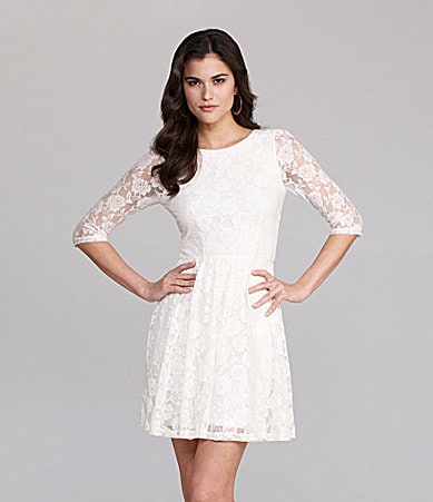 Gianni Bini Gavin Lace Dress