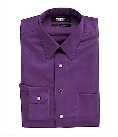 Murano Sateen Dress Shirt