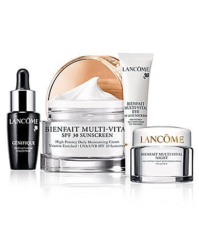 Lancome Bienfait Spring Skin Care Set