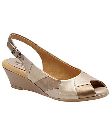 Softspots Vickory Peep-Toe Sandals