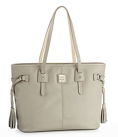Dooney & Bourke Davis Tassel Shopper