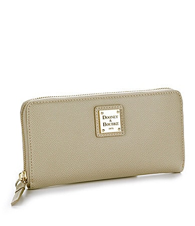 Dooney & Bourke Large Zip Wallet