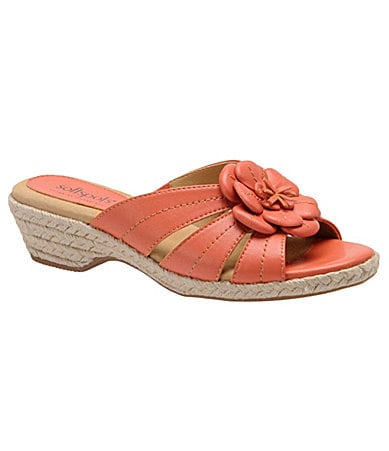 Softspots Alaina Slip-On Sandals