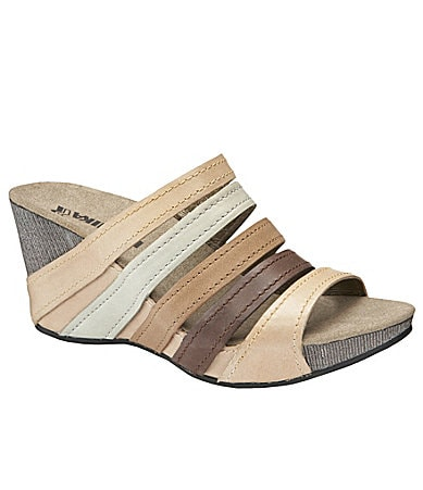 Romika Mallorca 03 Wedge Sandals