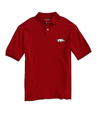 The Razorback Collection Supima Polo Shirt