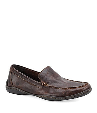 Born Men�s Harmon Casual Slip-On Loafers