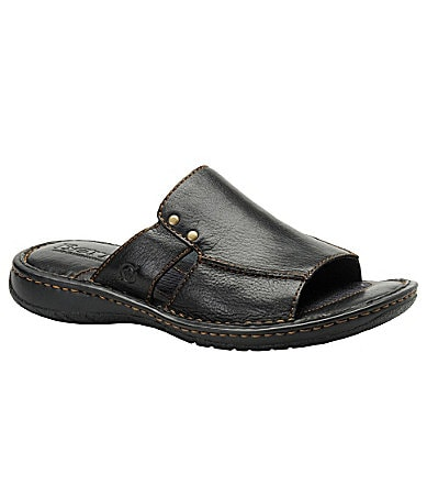 Born Men�s Lionel Slide Sandals