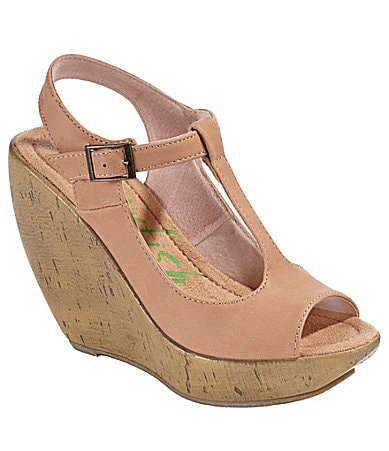 Blowfish Women�s Rulla Wedge Sandals