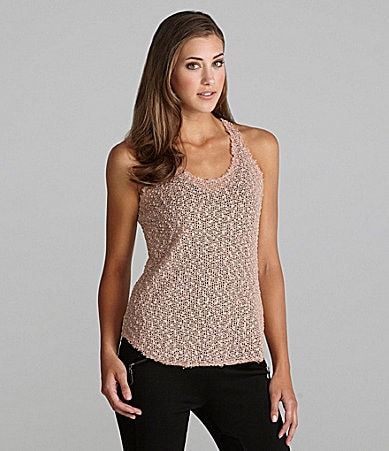 Buffalo David Bitton Mesh Tank