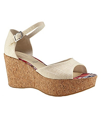 Rockport Haylen Wedge Sandals